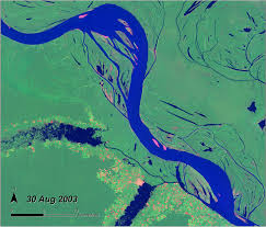 Amazon Basin Map Drought Fire And Deforestation In The Amazon Feedbacks