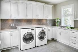 custom laundry room cabinets modern laundry room ideas with custom enclosures utility room
