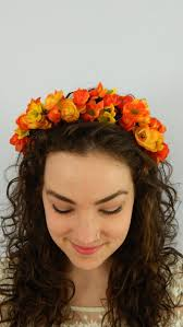 flower hairband 54 best flower headband images on hairstyles marriage