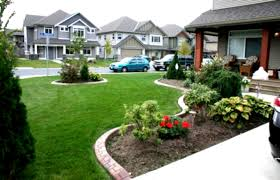 low maintenance front garden ideas with additional furniture home