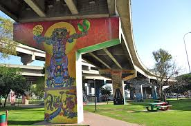 Chicano Park Murals Restoration by Global Hawk Funding San Diego Metro Magazine