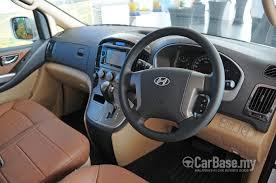 mpv car interior hyundai grand starex mk2 facelift 2014 interior image in