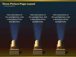feature presentation animated powerpoint template ppt template