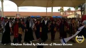 Chaldean Flag United Chaldeans Celebration In Traditional Chaldean Fashion