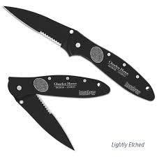 kershaw kitchen knives serrated pocket knife