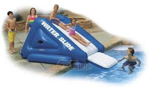 Backyard Water Slide Inflatable by Inflatable Water Slides U0026 Pool Toys