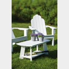Adirondack Coffee Table - adirondack collection all american outdoor living