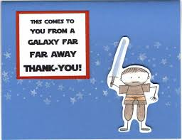 wars thank you cards wars jedi thank you card by kmay at splitcoaststers