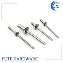 Stainless Steel Blind Rivets Blind Rivets Blind Rivets Direct From Shenzhen Fute Hardware