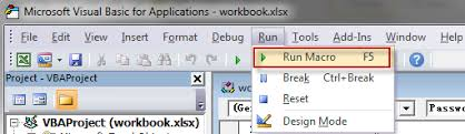 free ways to unprotect excel sheet without password isumsoft