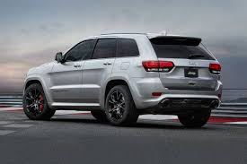 jeep grand cherokee gray 2018 jeep grand cherokee srt pricing for sale edmunds