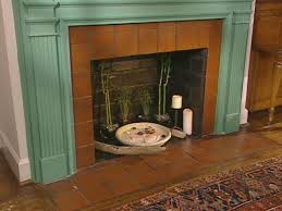 that empty fireplace hgtv