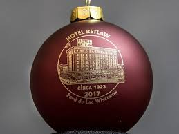 soroptimist hotel reltaw ornament now available for purchase
