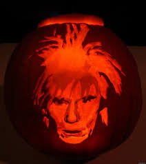 halloween background facebook art inspired pumpkin carving ideas from munch to warhol