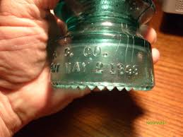 petticoat insulator collectors weekly