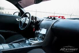 custom nissan 350z interior nissanz