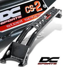 2000 honda civic struts honda civic si 1999 2000 dc sports carbon steel front strut bar