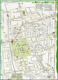 map of hat yai hatyai map