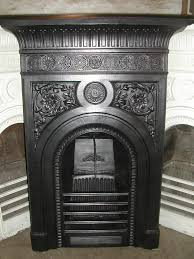 ebay cast iron fireplace small home decoration ideas modern in
