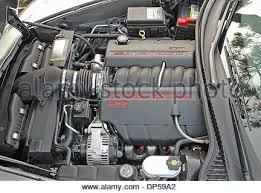 c6 corvette engine a corvette ls2 engine stock photo royalty free image 105897940