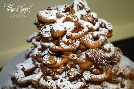whip it good cookies funnel cake