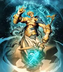 the titans and primordials
