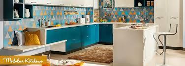 Designing Kitchen Online by Modular Kitchens Buy Modular Kitchen Online In India Hometown In