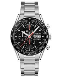 carrera watches amazon com tag heuer watches tag heuer men u0027s carrera watch black