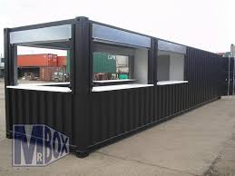 40 foot bar store room container conversion interesting