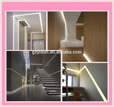 aluminium profile for kitchen cabinet aluminium furniture led
