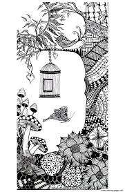 animals bird butterfly coloring pages printable