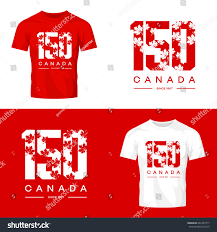 150 anniversary founding canada maple leaf stock vector 661435717