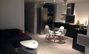 deco salon et cuisine ouverte amenagement salon cuisine deco salon cuisine idee amenagement