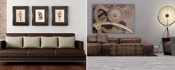 tableau d馗o chambre tableau déco décoration murale toiles design et modernes