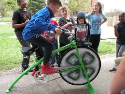 smoothie bike blends nutrition and physical activity ohio 4 h
