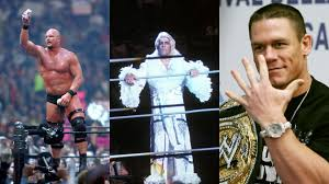 stone cold steve austin to grace the cover of wwe 2k16 maybe ranking the top 101 wrestlers of all time si com