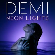 neon lights demi lovato song