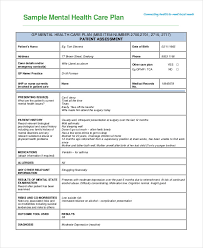 wound care plan template basic care plan template