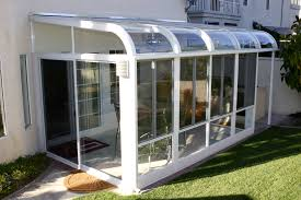 decoration gorgeous sunroom designs with window treatment and