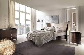 Italian Interior Design Bedroom Interior Design With Vendrome Italian Furniture Collection