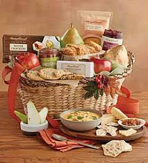 thanksgiving gift baskets treats snacks 1800flowers