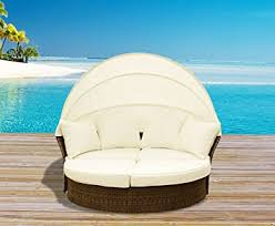 amazon com outdoor patio wicker furniture pool lounge all