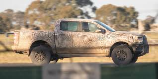 ford ranger raptor 2017 potential 2019 ford ranger raptor spied