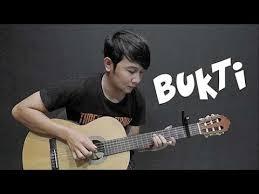 tutorial gitar lagu virgoun bukti nathan fingerstyle google