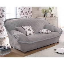 housse canapé gris housses fauteuils et canapés gris 3suisses