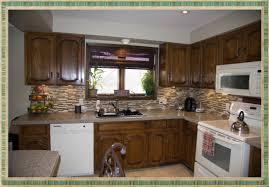 kitchen cabinet stains staining kitchen cabinets labor