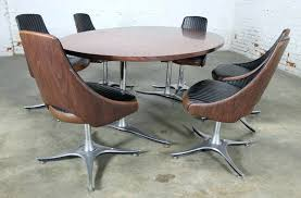 kitchen table with swivel chairs dining room swivel chairs antique multi color bar dining table bar