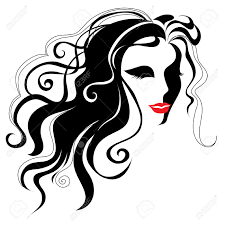 curly hair vector images u0026 stock pictures royalty free curly hair