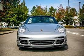 2008 porsche 911 turbo cabriolet 2008 porsche 911 for sale in bellevue washington 187186358
