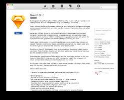 sketch 3 app store description angellist
